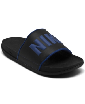 Nike MEN'S OFFCOURT SLIDE SANDALS FROM FINISH LINE