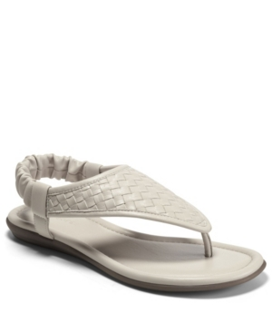Aerosoles Flats WOMEN'S CHESTER THONG STRAP SANDAL WOMEN'S SHOES