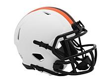 Cleveland Browns Speed Lunar Eclipse Alt Mini Helmet