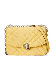 Madison Plaid Quilted Crossbody Bag