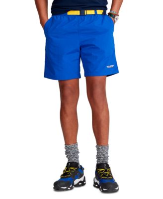 폴로 랄프로렌 Polo Ralph Lauren Mens 7-Inch Hiking Shorts,Sapphire Star