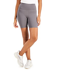 INC Compression Bike Shorts, Created for Macy's