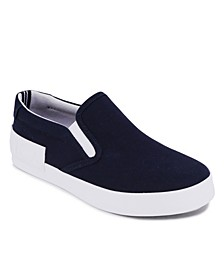 Little Boy Tiete Low Cut Slip On Sneakers