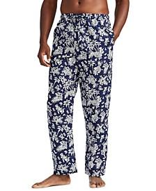 Men's Tropical Pajama Pants