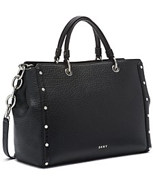 Gianna Leather Tote