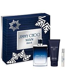 Men's 3-Pc. Man Blue Eau de Toilette Gift Set