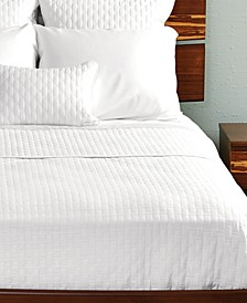 Quilted Coverlet, King Long