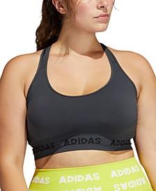 Plus Size Training Aeroknit Sports Bra