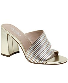CHARLES By Charles  David Women's Rhythmic Sultry Sandals
