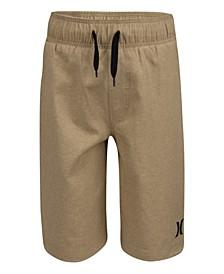 Little Boys Hybrid Short