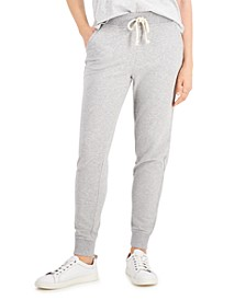 Petite Solid Joggers, Created for Macy's