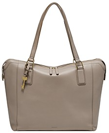 Jacqueline Leather Tote
