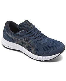 Men's GEL-Contend 7 Wide Width Running Sneakers from Finish Line