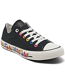 Women's Chuck Taylor All Star My Story Casual Sneakers from Finish Line