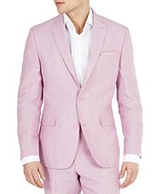Men's Slim-Fit Linen Suit Jackets, Created for Macy's