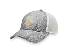 Authentic Headwear Pittsburgh Penguins Ice Field Trucker Cap