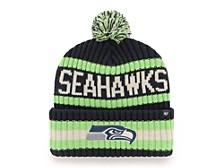 Seattle Seahawks Bering Pom Knit