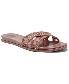 Women's Erindra Embellished Jelly Slide Sandals