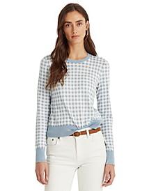 Cotton-Modal Sweater