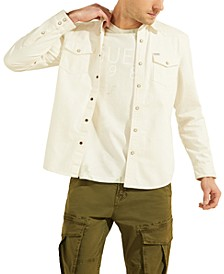 Men's Western Denim Shirt