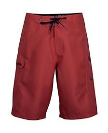 Men's Stealth Bomberz Aqua Shorts