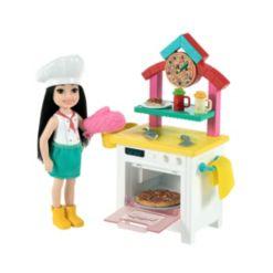 Barbie Chelsea Chef Playset
