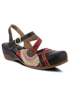 L'Artiste Women's Parkway Mary Jane Sandals