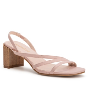 Olivia Miller WOMEN'S MAXWELL BARELY THERE DRESS SANDALS WOMEN'S SHOES