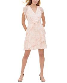 Nantucket Blossom Floral-Print Dress