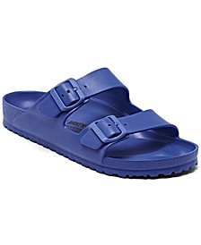 Men's Arizona Essentials EVA Two-Strap Sandals from Finish Line
