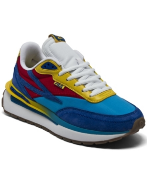 Fila WOMEN'S RENNO CASUAL SNEAKERS FROM FINISH LINE