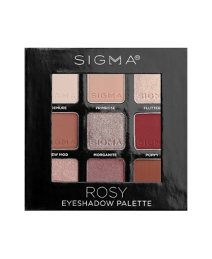 Sigma Beauty Palettes ROSY EYESHADOW PALETTE