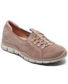 Women's Gratis - More Playful Slip-On Walking Sneakers from Finish Line