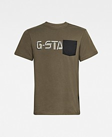 Men's Ripstop Pocket Graphic T-shirt