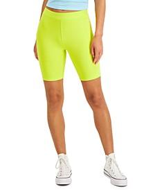 Biker Shorts, Created for Macy's