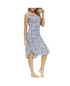 Women's Shirttail Nightgowns