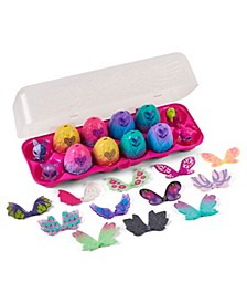 CollEGGtibles, Wilder Wings Exclusive 12-Pack Egg Carton with Mix and Match Wings