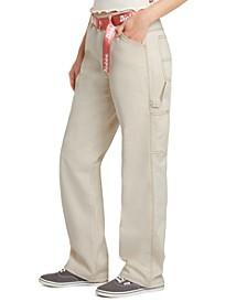 Juniors' Carpenter Pants