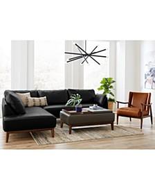 Modernist Design Living Room