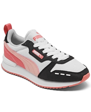 Puma BIG GIRLS R78 RUNNING SNEAKERS FROM FINISH LINE