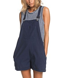 Women's Somebody New Pinafore Romper
