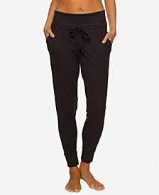 Velvety Loungewear Jogger Pants