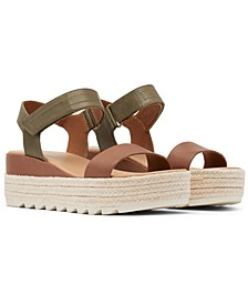 Women's Cameron Flatform Sandals