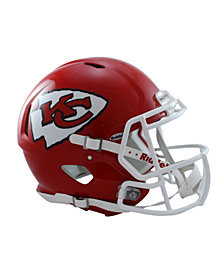 Riddell Kansas City Chiefs Speed Mini Helmet
