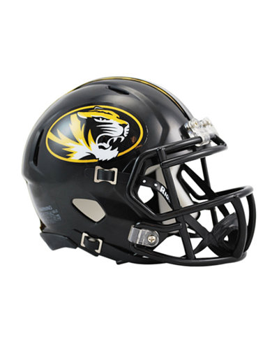Riddell Missouri Tigers Speed Mini Helmet