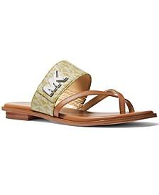 Sidney Flat Sandals
