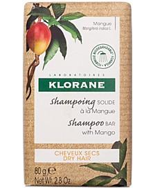 Nourishing Shampoo Bar With Mango