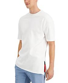 Men's Dwhite Oversized T-Shirt