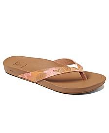 Women's Cushion Court Flip-flop Sandals
