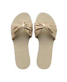 Women's You St. Tropez Shine Flip Flop Sandals